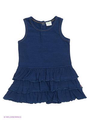 Платье Teidem. Цвет: синий