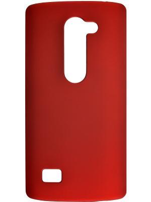 Клип-кейс для  LG Magna skinBOX. Цвет: красный