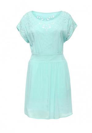 Платье Baon. Цвет: мятный