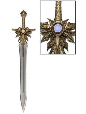 Фигурка Оружия Diablo III 9 ElDruin, The Sword of Justice Neca. Цвет: лазурный, золотистый, оливковый, серо-голубой