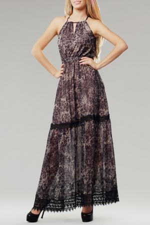 Платье XARIZMAS. Цвет: 91 серый барс