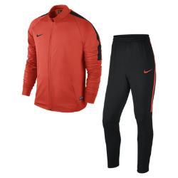 Мужской футбольный костюм  Dry Squad Nike. Цвет: оранжевый