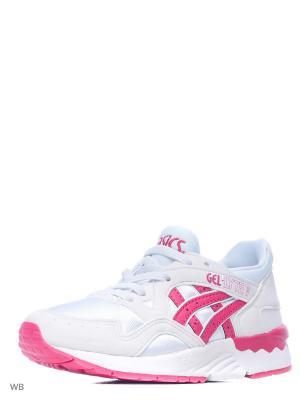 Спортивная обувь GEL-LYTE V PS ASICSTIGER. Цвет: розовый, белый