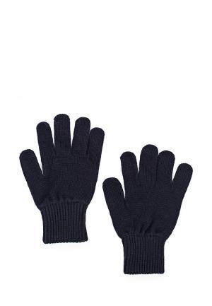 Перчатки Baon. Цвет: синий