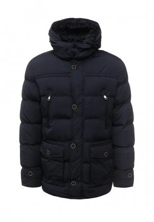 Куртка Vanzeer. Цвет: синий