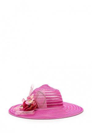 Шляпа Fete. Цвет: фуксия