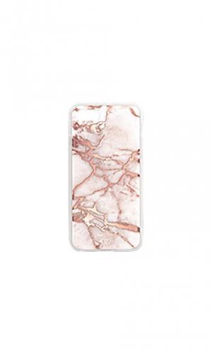Чехол для iphone 6/7 rose ZERO GRAVITY. Цвет: металлический медный