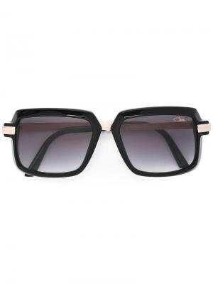 Солнцезащитные очки 6009 Cazal. Цвет: чёрный