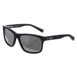 Очки  Mdl 80 P Black/Crystal Clear/ Grey Polarized Nike Optics. Цвет: черный,белый