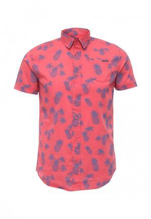 Рубашка Fresh Brand. Цвет: красный