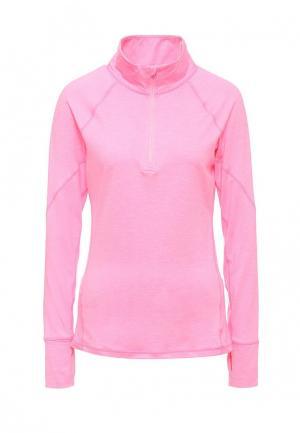 Лонгслив спортивный Gap. Цвет: розовый