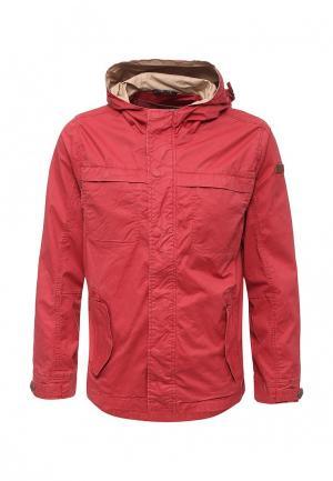 Куртка Pepe Jeans. Цвет: красный