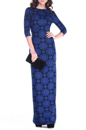 Платье Dioni. Цвет: принт