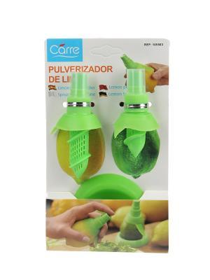 Пульверизатор для цитрусовых (2 насадки, подставка) Migura. Цвет: салатовый