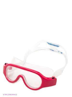 Очки для плавания Babiators Submariners. Поп-звезда. Цвет: красный