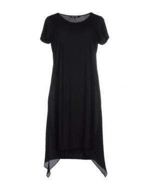 Короткое платье TESS GIBERSON. Цвет: черный
