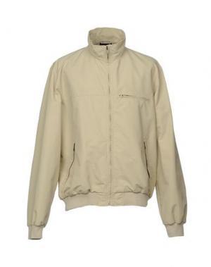 Куртка CANADIENS. Цвет: бежевый