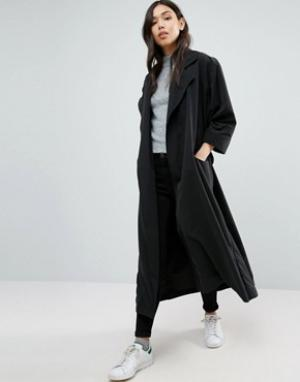 Cooper & Stollbrand Легкое пальто. Цвет: фиолетовый