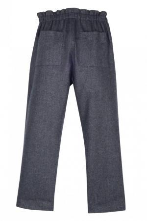 Однотонные брюки Bonpoint. Цвет: none