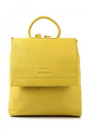 Рюкзак Eleganzza. Цвет: желтый