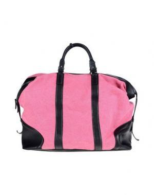 Дорожная сумка DSQUARED2. Цвет: фуксия