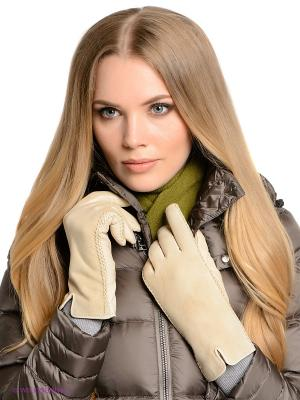 Перчатки Dali Exclusive. Цвет: кремовый