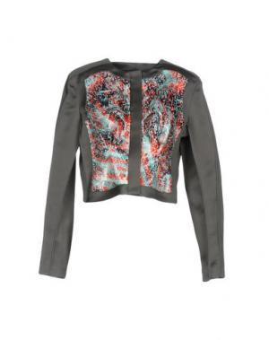 Пиджак MARIOS SCHWAB. Цвет: свинцово-серый