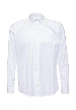 Рубашка Karl Lagerfeld. Цвет: белый