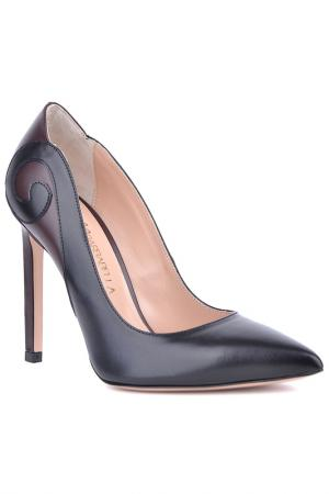 Shoes Marco Barbabella. Цвет: black and vinous