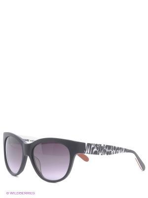 Солнцезащитные очки MI 800S 01 Missoni. Цвет: фиолетовый