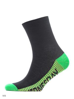 Носки, 7 пар Хох. Цвет: черный