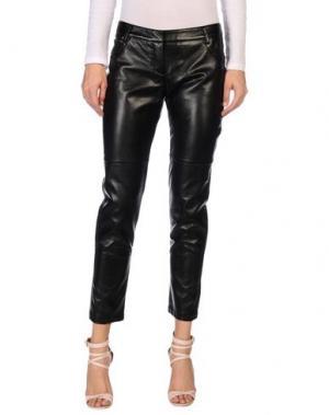 Повседневные брюки VANDA CATUCCI. Цвет: черный