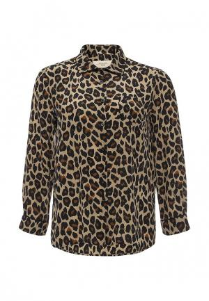 Блуза Weekend Max Mara. Цвет: коричневый