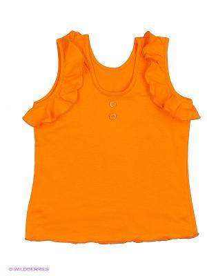 Топ Три ползунка. Цвет: оранжевый