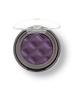 Тени для век IDYLLIC SOFT SATIN No. 224 GA-DE. Цвет: фиолетовый