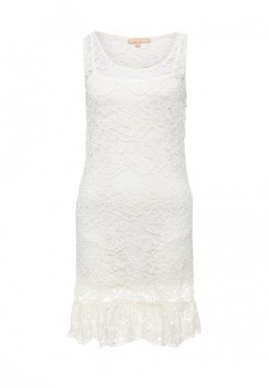 Платье By Swan. Цвет: белый