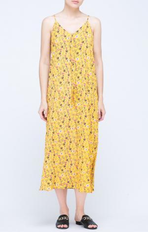 Платье Желтое Trends Brands