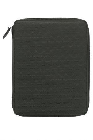 Папка для iPad Emporio Armani. Цвет: черный