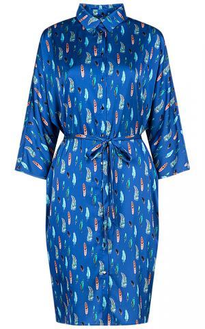 Платье-рубашка Le monique