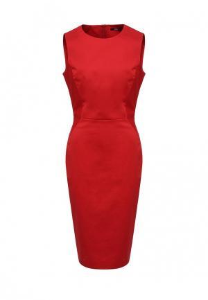 Платье Joop!. Цвет: красный