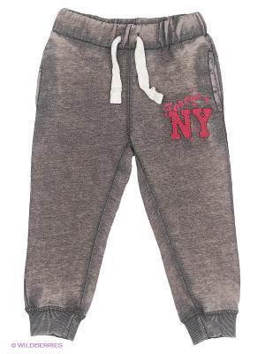 Спортивные брюки LIFE and LEGEND. Цвет: серый