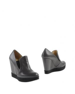 Ботинки LAURÈN. Цвет: серый