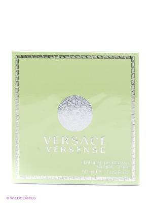 Дезодорант спрей  Versace Versense. Цвет: прозрачный