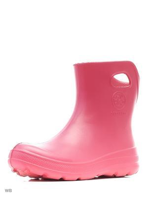Сапоги женские Speci.All. Цвет: розовый
