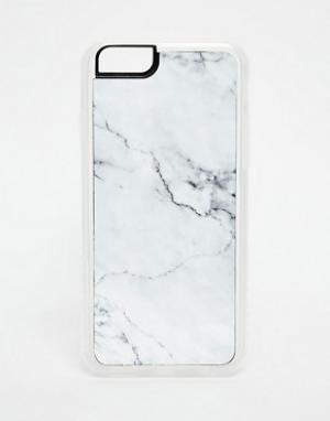 Zero Gravity Чехол для iPhone 6/6s с мраморным принтом. Цвет: мульти