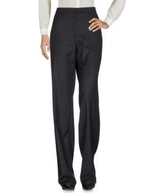 Повседневные брюки GIORGIO GRATI. Цвет: свинцово-серый