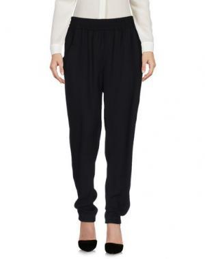 Повседневные брюки SAM&LAVI. Цвет: черный