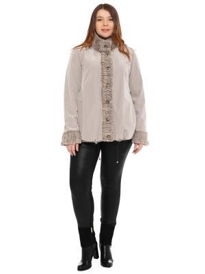Куртка Fashion, S.A.. Цвет: серый