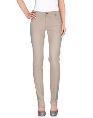 Повседневные брюки TOY G.. Цвет: светло-серый