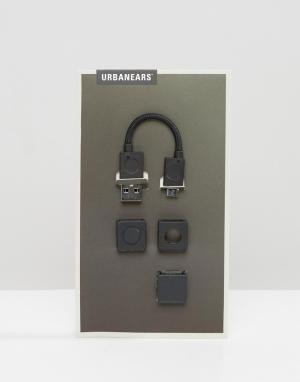 Urbanears Кабель для зарядки и синхронизации Concerned. Цвет: черный